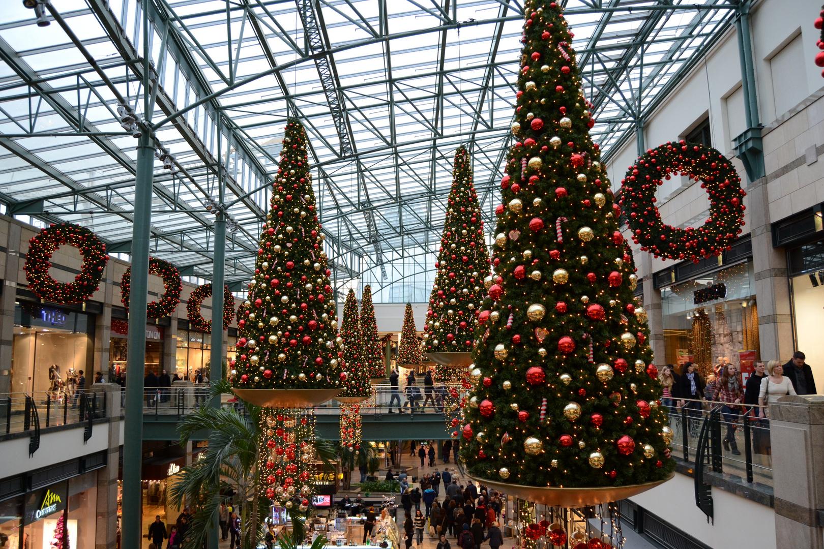 Noch mehr weihnachtsdeko im centro foto bild for Weihnachtsdeko bilder gratis