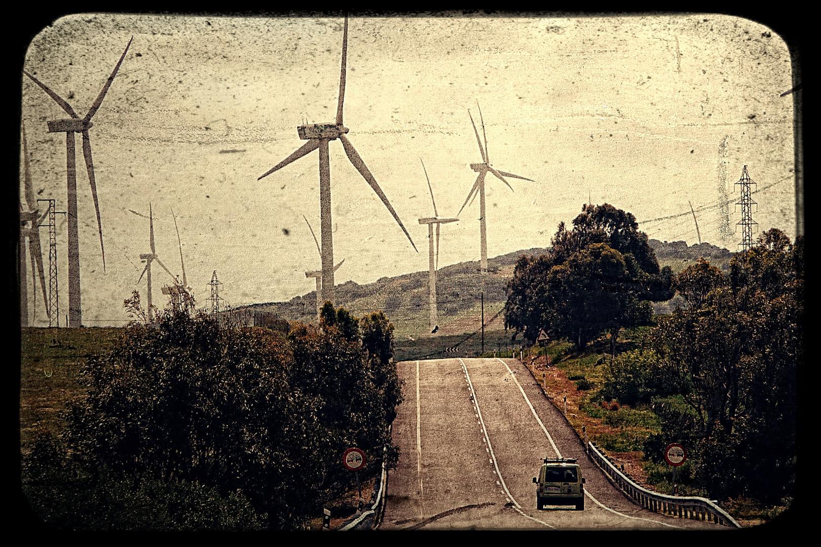 Noch mehr Windräder