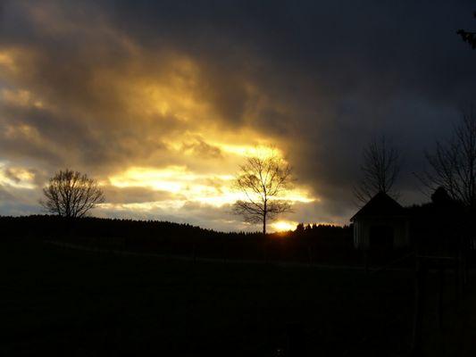 Noch n Sonnenuntergang