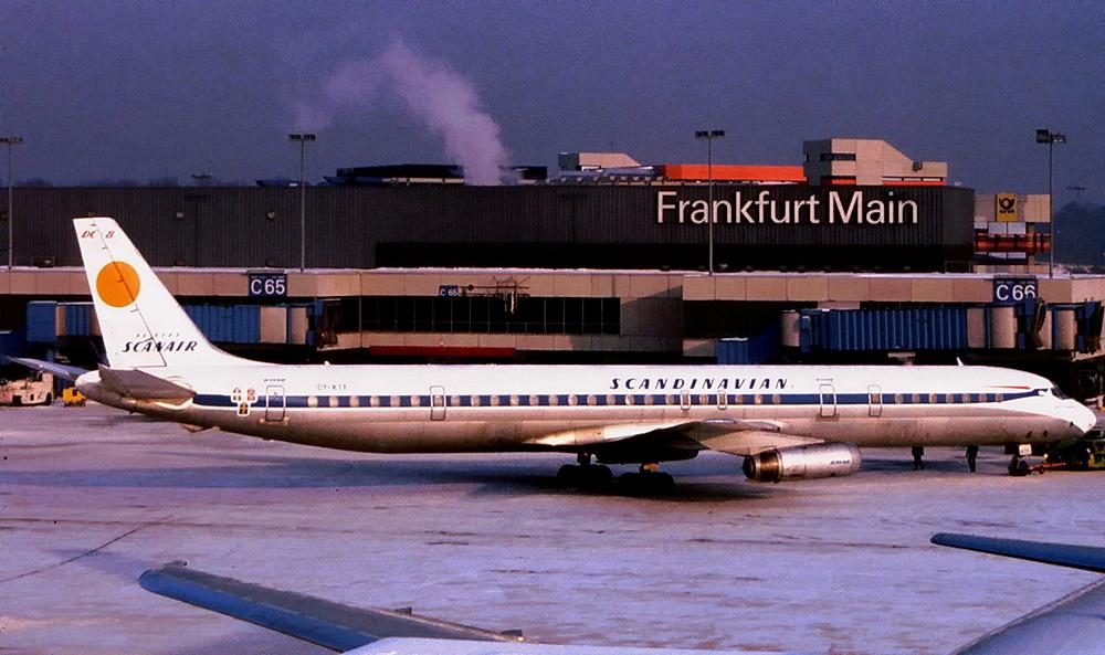 noch ne DC-8 ...