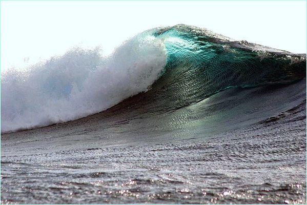 Noch 'ne schöne Welle