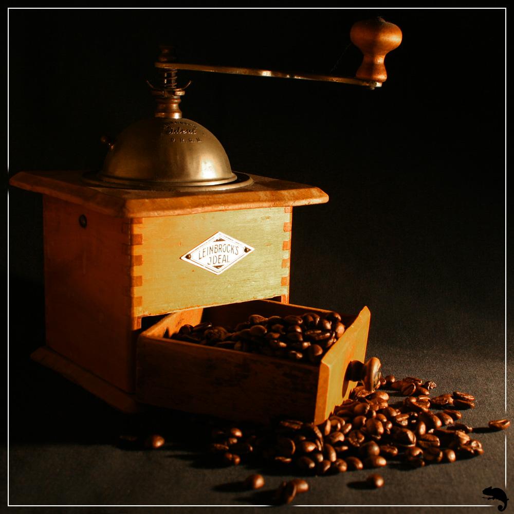 ... noch Zeit für'n Kaffee?