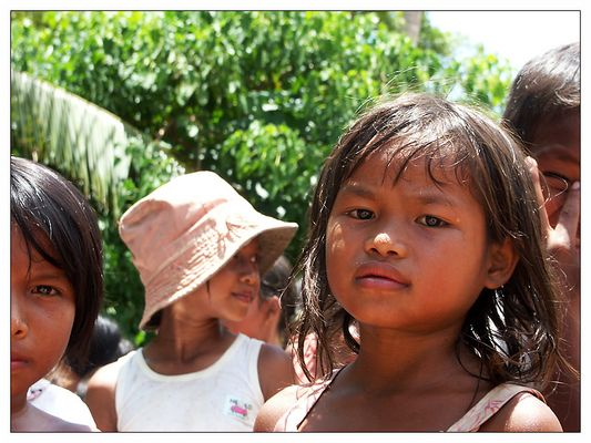 Noch zwei, drei Generationen... - Siem Reap, Kambodscha