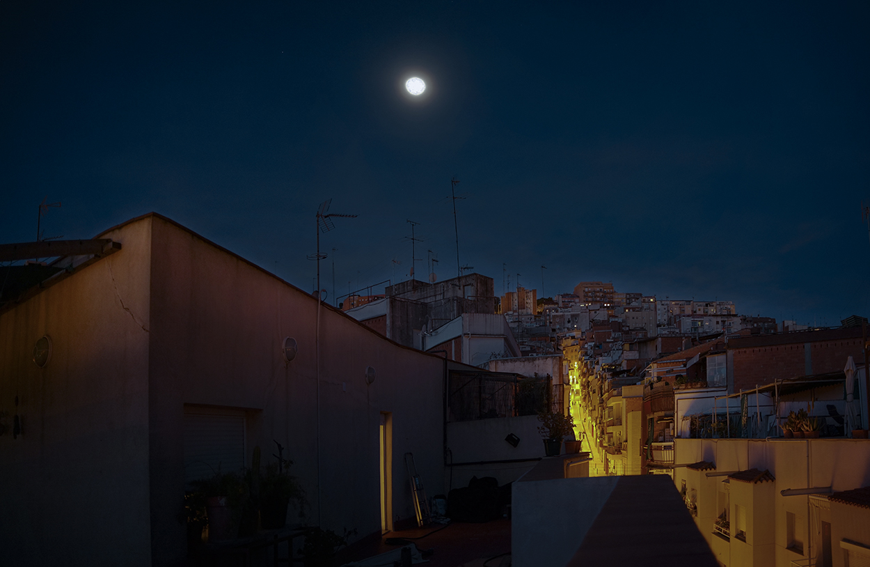 """""""Noche azul"""""""