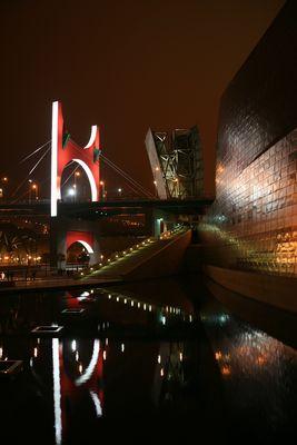 Noche blanca de Bilbao