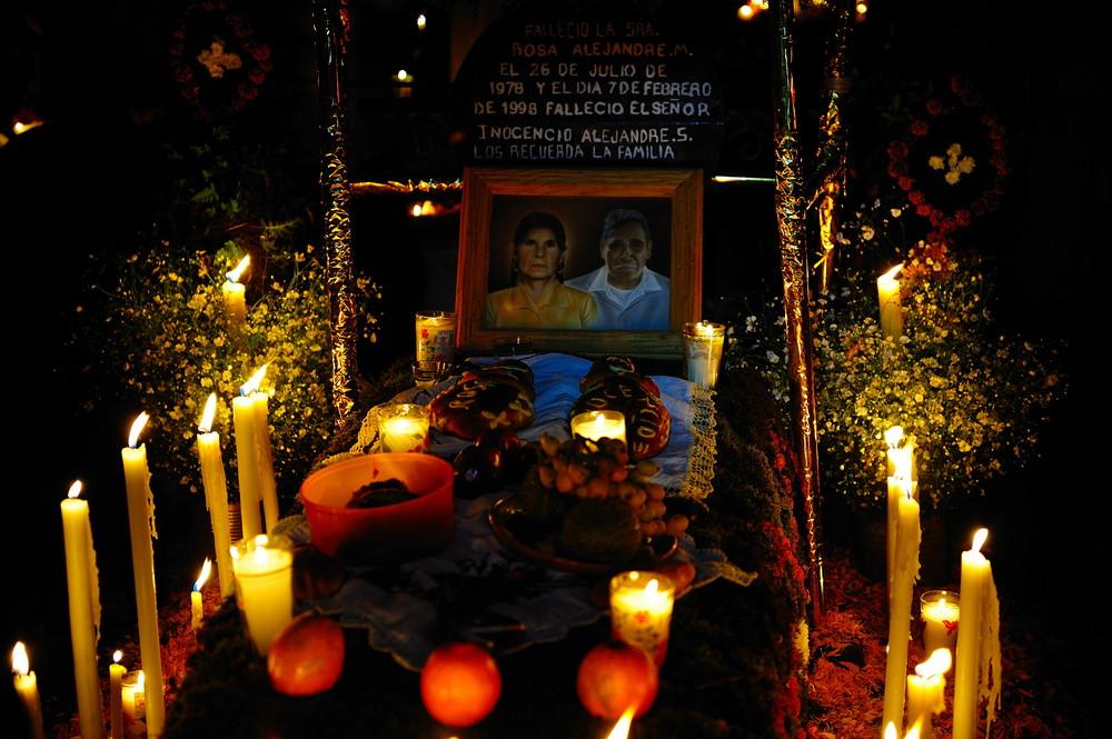 """Noche de Muertos"" 2 MX 2009"