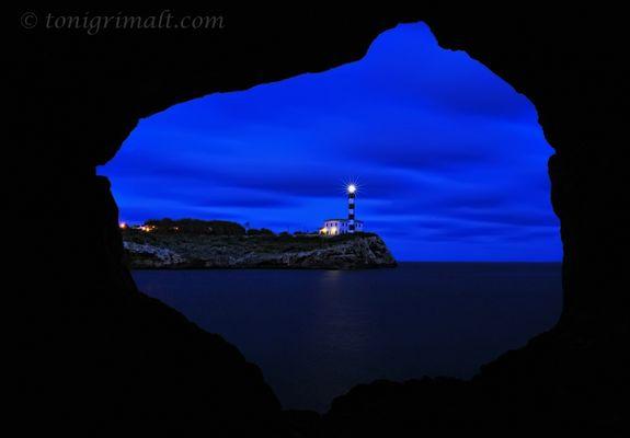 Noche en la cueva