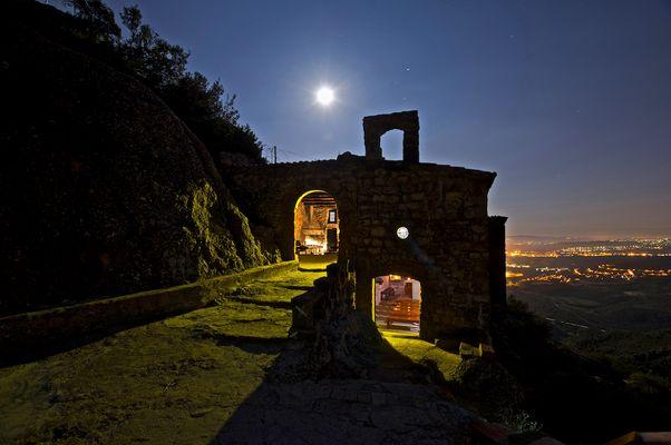 Noche en la ermita