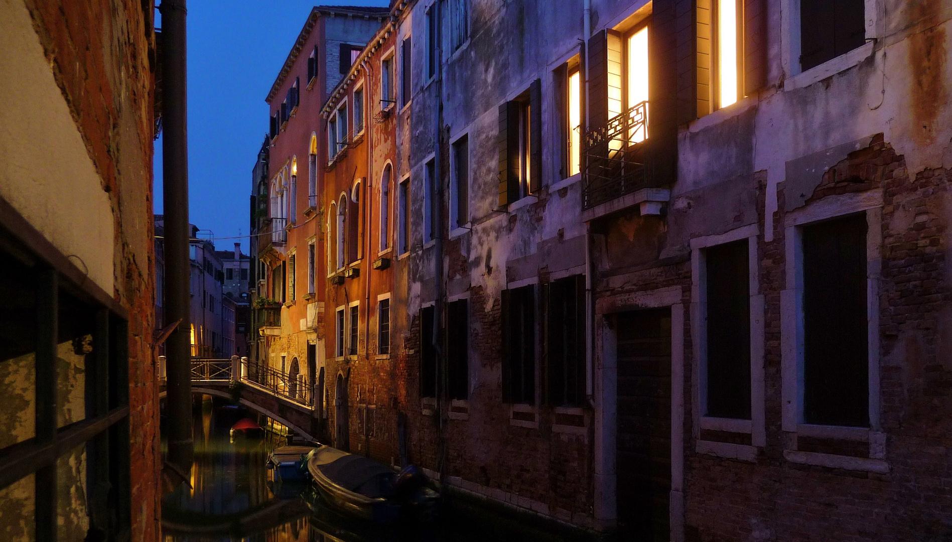 noche veneziana