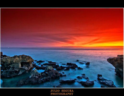 Noches en el Algarve (Portugal)