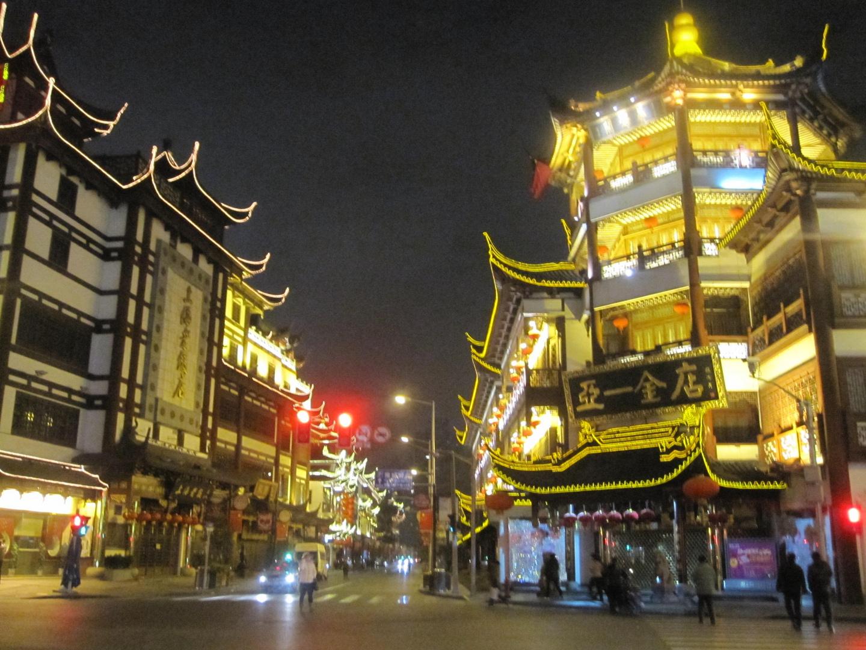 noches en shanghai
