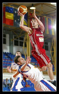 Nochmal Basketball