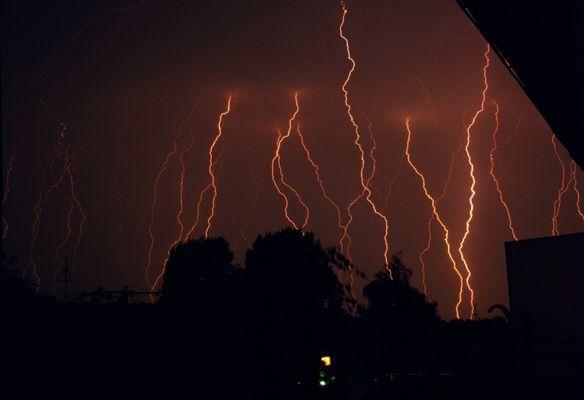 Nochmal Blitze