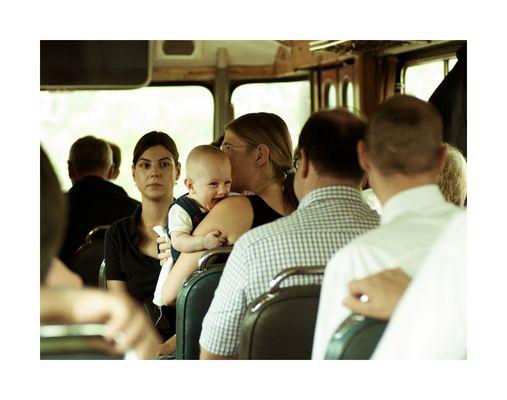 nochmal Bus