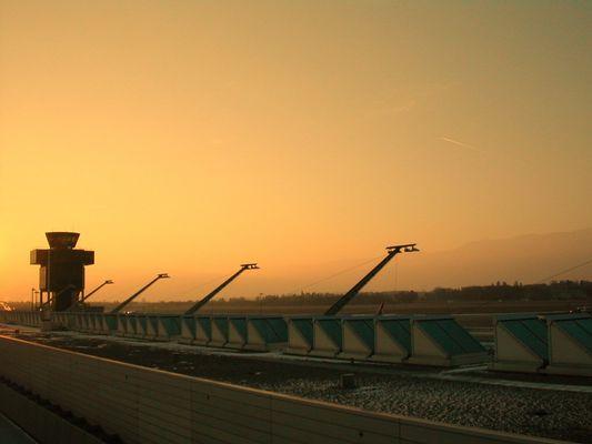 Nochmal den Genfer Flughafen