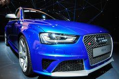 Nochmal der RS 4 von Audi