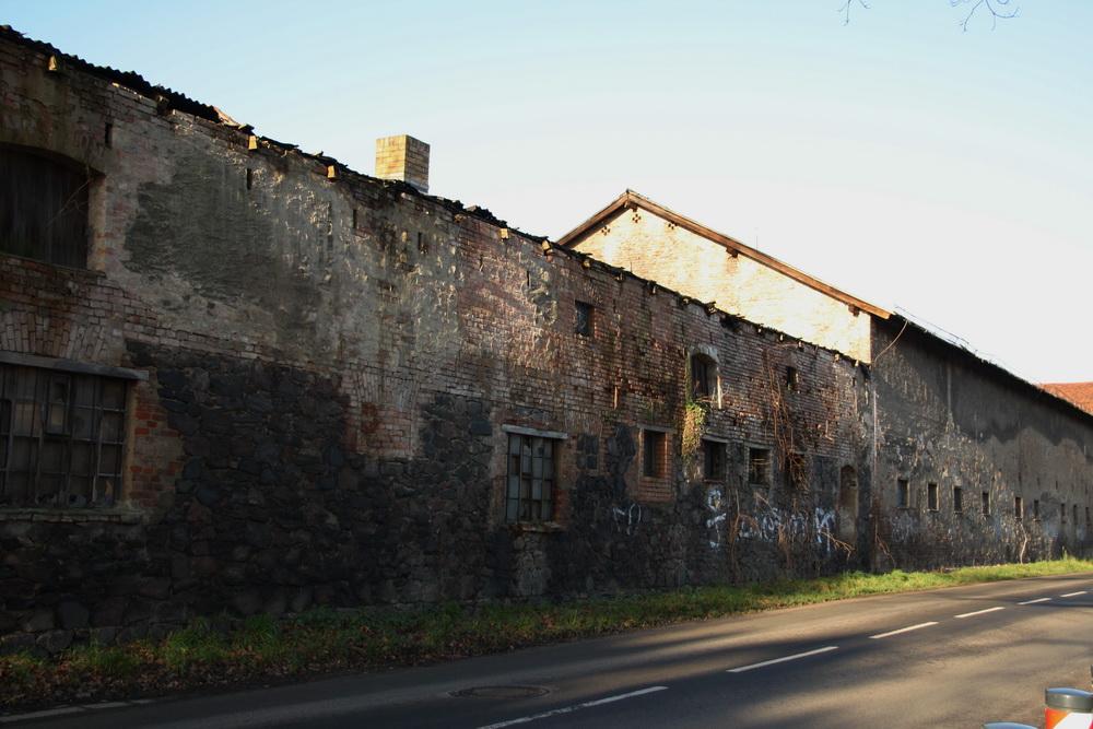 Nochmal die alten Ställe