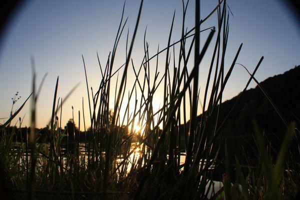Nochmal ein Sonnenuntergang