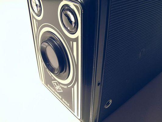 ....nochmal eine Agfa Synchro Box :-)