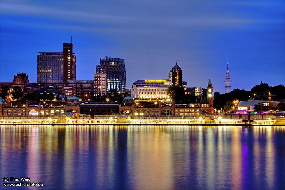 Nochmal Hamburg