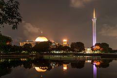 Nochmal Istiqlal-Mosque