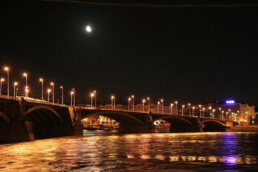 Nochmal Margit híd