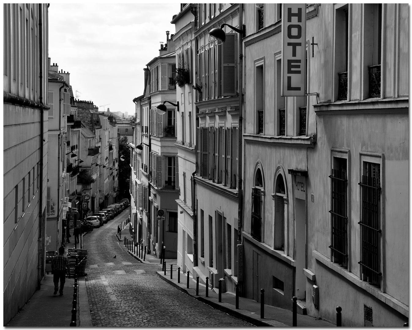 Nochmal Montmartre