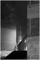 nochmal nachts am Kölner Dom