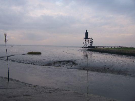 Nochmal Obereversand - Mein Lieblingsleuchtturm