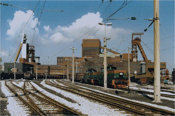Nochmal Schlägel & Eisen 3-4-7 in 1986