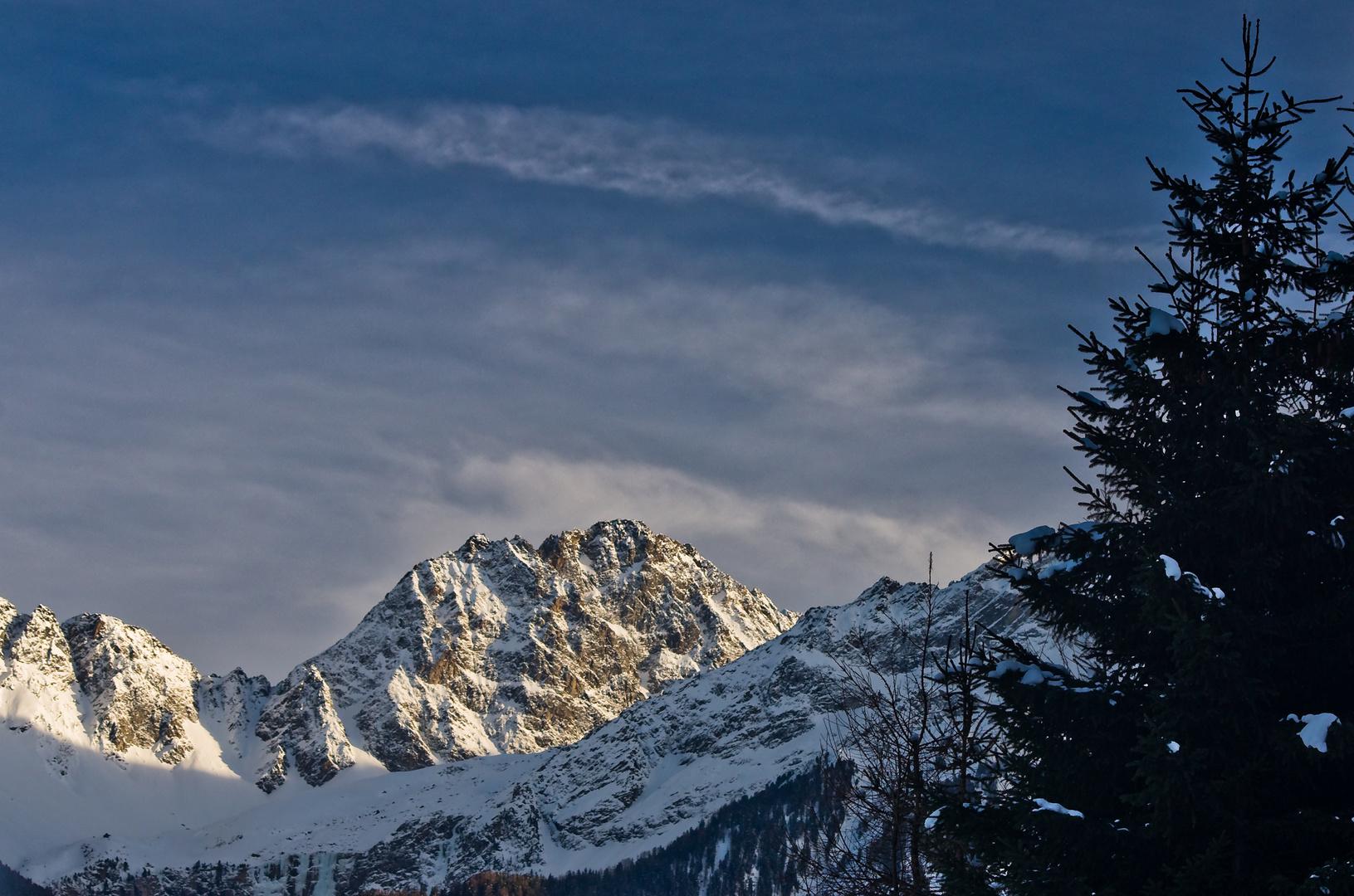 Nochmal unbekannter Berg