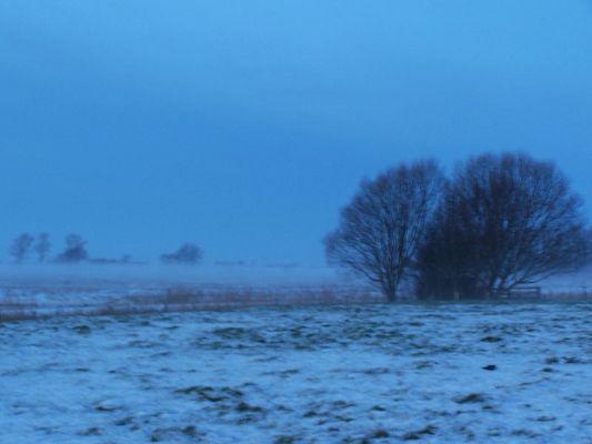 nochmal: winter in dithmarschen