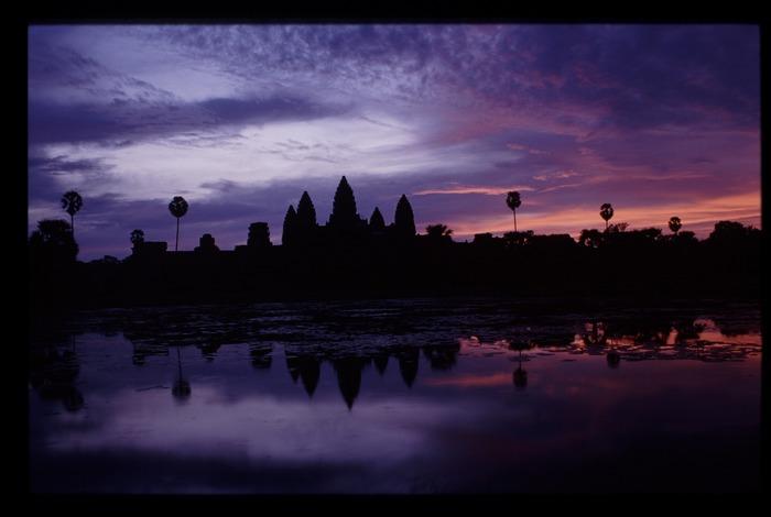 Nochmals Angkor Wat