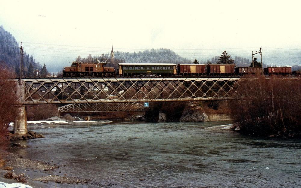 Nochmals die Brücke im J.1979