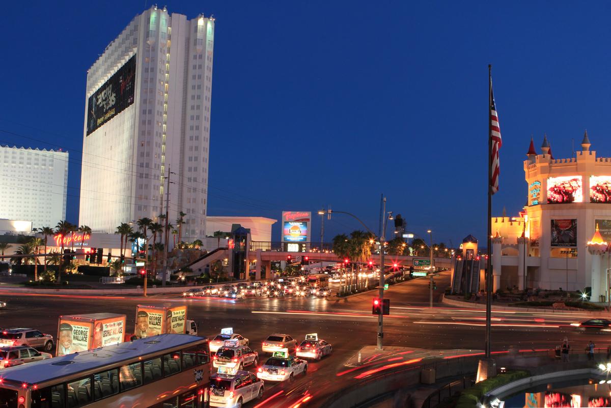 Nochmals Las Vegas