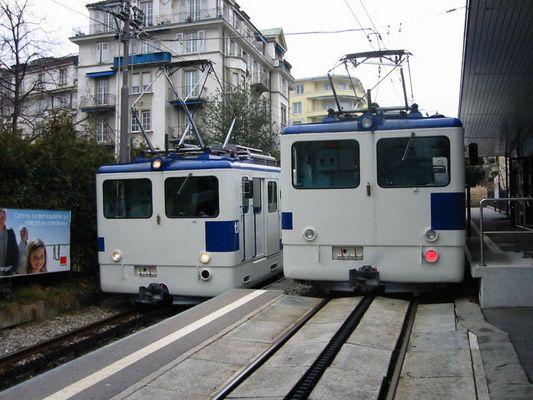 nochmals Metro Lausanne