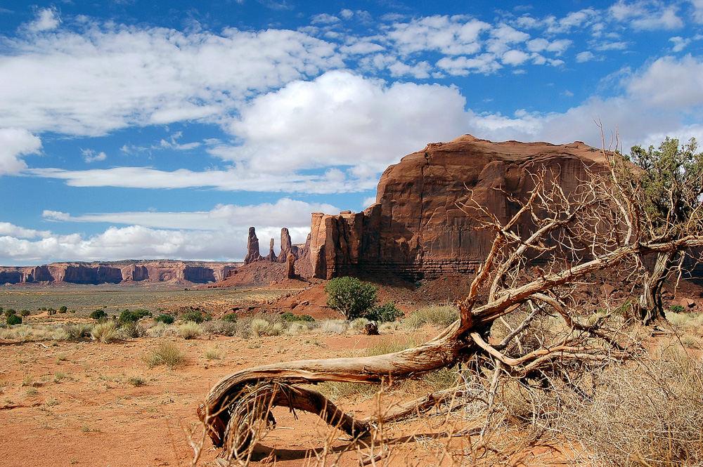nochmals Monument Valley..