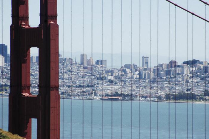 Noch'n Golden Gate Bild