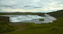 Noch'n Wasserfall: Faxifoss
