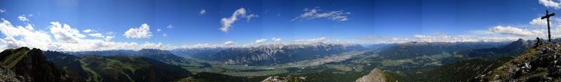 Nockspitz-Panorama