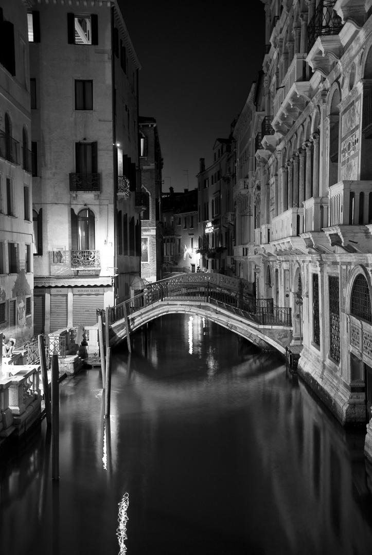 Nocturna en Venecia