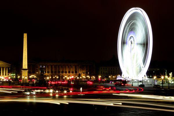 Nocturne à la Concorde