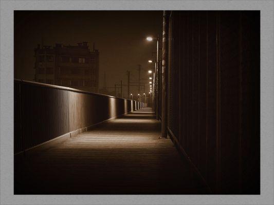nocturne randonnée