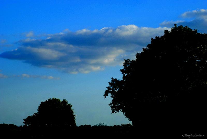 Nocturne selon Magritte