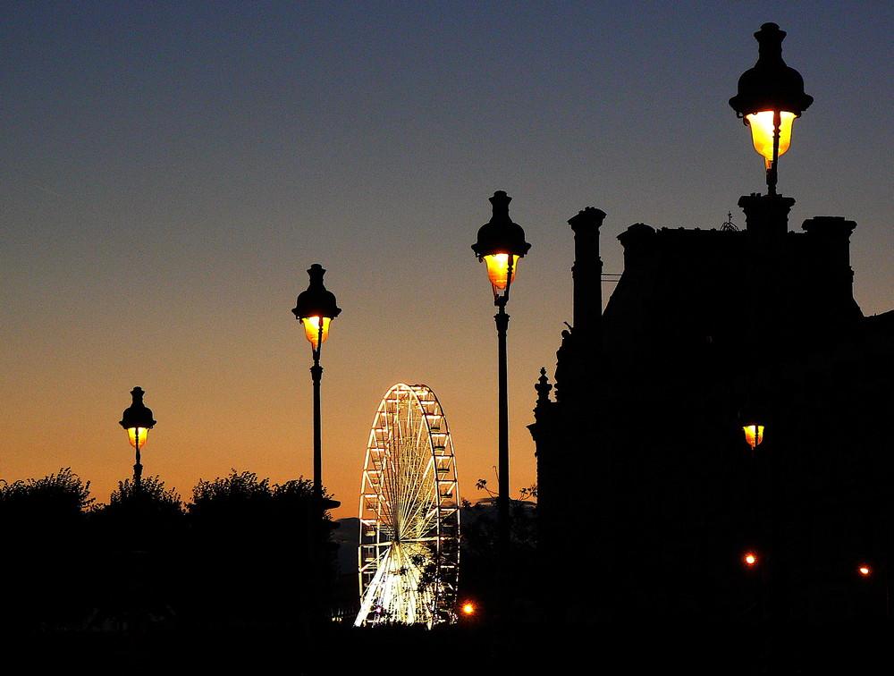 Nocturnes au Louvre
