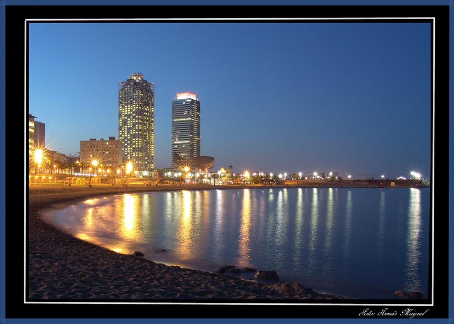 Nocturno de Barcelona
