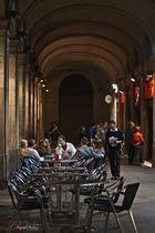 Nocturno Plaza Real