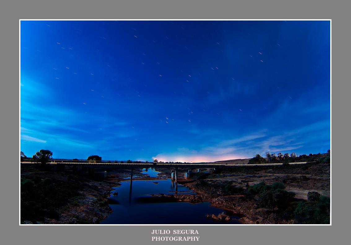 Nocturno Puente Gadea 2012