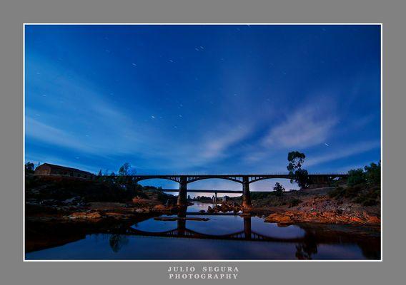 Nocturno Puente Gadea