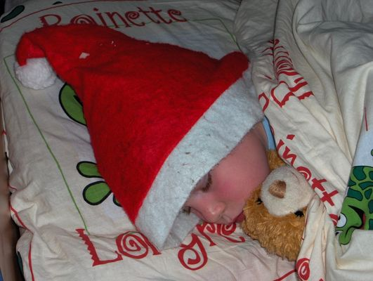 Noé papa Noël
